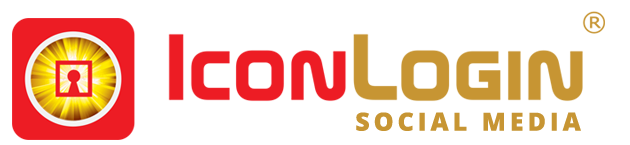 IconLogin Social Media
